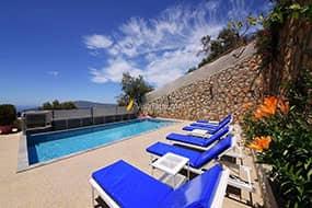 kiralık yazlık Villa Barış