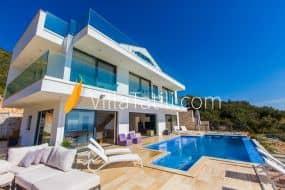 kiralık yazlık Villa Harikulade