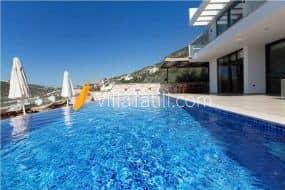 kiralık yazlık Villa Topcu Duo