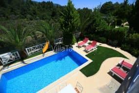 kiralık yazlık Villa Sedir
