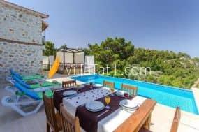 kiralık yazlık villa Türkmen
