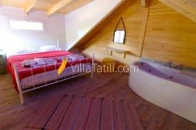 kiralık yazlık Villa Kırmızı ev