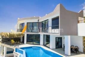 kiralık yazlık Villa Metin