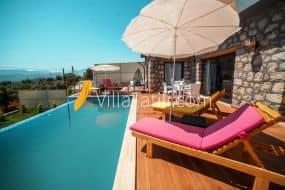 kiralık yazlık Villa Fidan Taş Ev