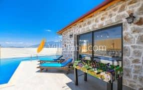 kiralık yazlık Villa gemicik