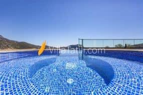 kiralık yazlık Villa Tigra