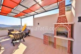 kiralık yazlık Villa Mıstılı